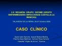 LVI  REUNI N  GRUPO  GECMEI GRUPO  ENFERMEDADES INFECCIOSAS CASTILLA-LA MANCHA  TALAVERA DE LA REINA, 20-21 Octubre 2005