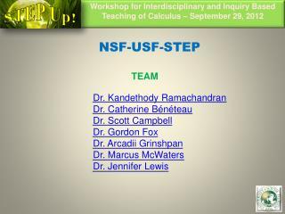 NSF-USF-STEP