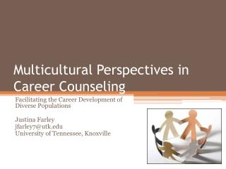 Multicultural Perspectives in Career Counseling