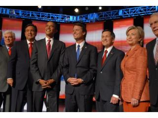 Idaho & New  Jersey (Clinton, +98,900 votes)