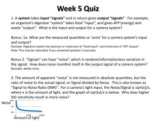 Week 5 Quiz