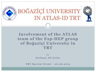 BO?AZ?�?  UNIVERSITY IN  ATLAS- ID  TRT