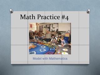 Math Practice #4
