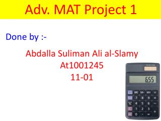 Abdalla Suliman Ali al-Slamy At1001245 11-01