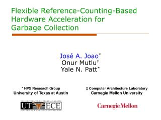 Flexible Reference-Counting-Based Hardware Acceleration for Garbage Collection