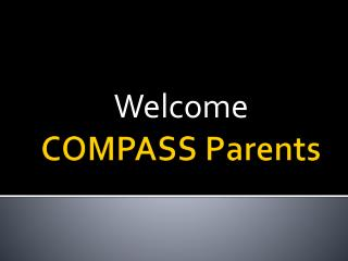 COMPASS Parents