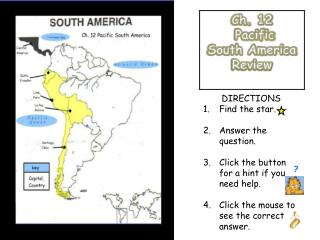 DIRECTIONS Find the star. Answer the question. Click the button for a hint if you need help.
