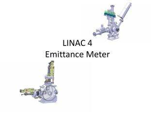LINAC 4 Emittance  Meter