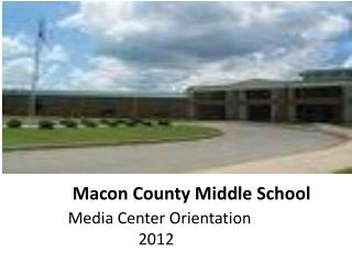 Macon County Middle School