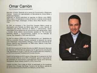 Omar  Carrión