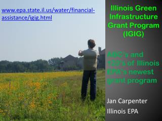 Illinois Green Infrastructure Grant Program (IGIG)