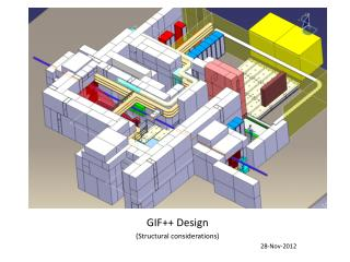 GIF++ Design (Structural  considerations ) 28-Nov-2012