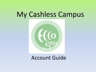 My Cashless Campus