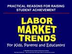 PRACTICAL REASONS FOR RAISING STUDENT ACHIEVEMENT