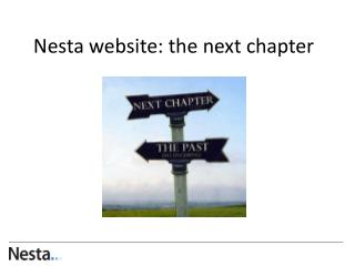 Nesta  website: the next chapter