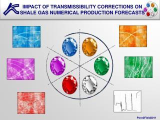 IMPACT OF TRANSMISSIBILITY CORRECTIONS ON SHALE GAS NUMERICAL PRODUCTION  FORECASTS