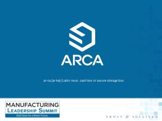 ar·ca  [ ar -kə ] (Latin)  noun, cash box or secure storage box.