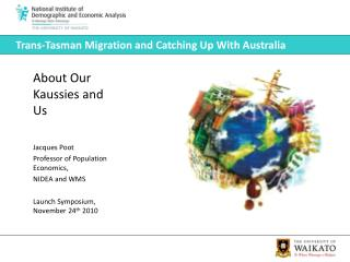 Trans-Tasman Migration and Catching Up With Australia
