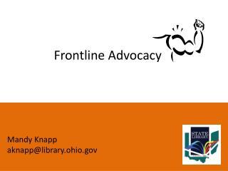 Frontline Advocacy