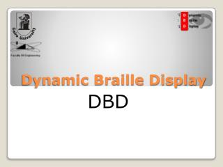 Dynamic Braille Display
