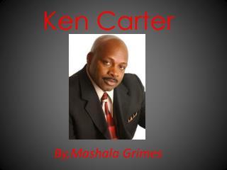 Ken Carter