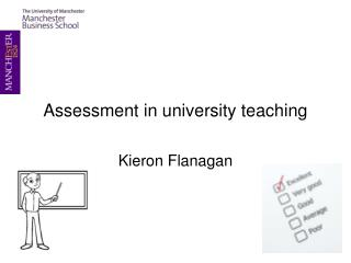 Assessment  in  university teaching