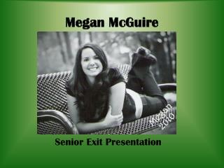 Megan McGuire