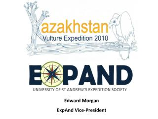 Edward Morgan ExpAnd Vice-President