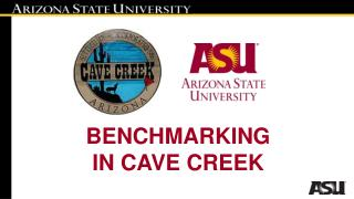 BENCHMARKING IN CAVE CREEK