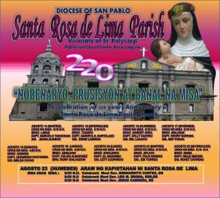 Santa  Rosa de Lima  Parish
