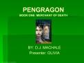 PENGRAGON BOOK ONE: MERCHANT OF DEATH