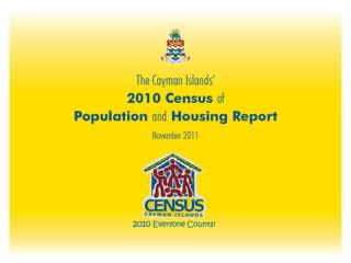 2010 Census Highlights  Population Count and Growth Demographic Characteristics