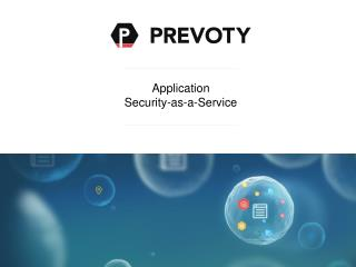 Application Security-as-a-Service