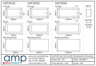 amp air conditioning  tel : 01707 378670 fax: 01707 378699 ampair.co.uk