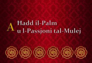 Ħ add  il-Palm  u l-Passjoni tal-Mulej