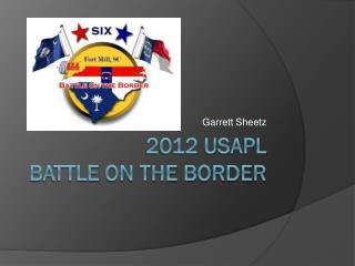 2012 USAPL Battle on the Border