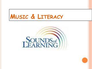 Music & Literacy