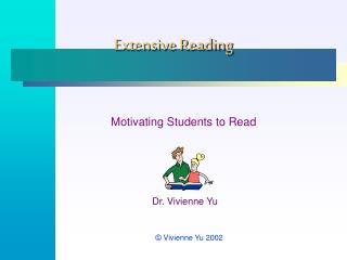 Extensive Reading