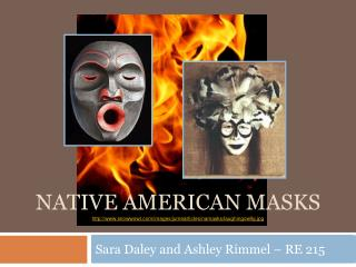 Native American Masks