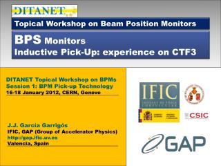 BPS  Monitors Inductive Pick-Up: experience on CTF3