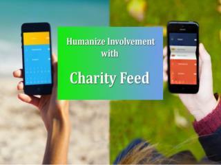 Charity Feed Presentation