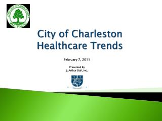 City of Charleston  Healthcare Trends