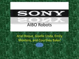 AIBO Robots