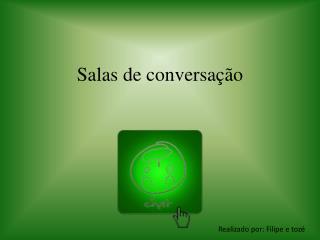 Salas de conversação