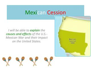 Mexi can Cession