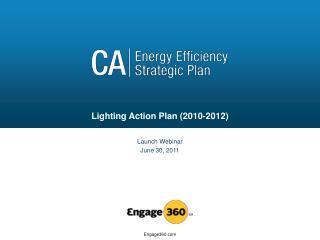 Lighting Action Plan (2010-2012)