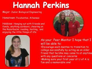 Hannah Perkins