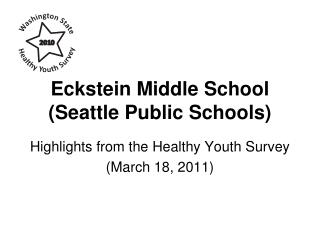 Eckstein Middle School (Seattle Public Schools)