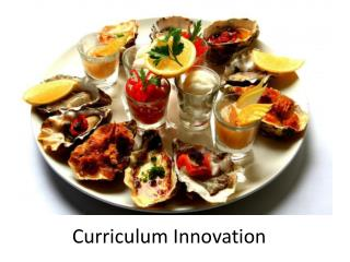 Curriculum Innovation