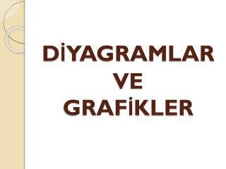 DİYAGRAMLAR VE  GRAFİKLER